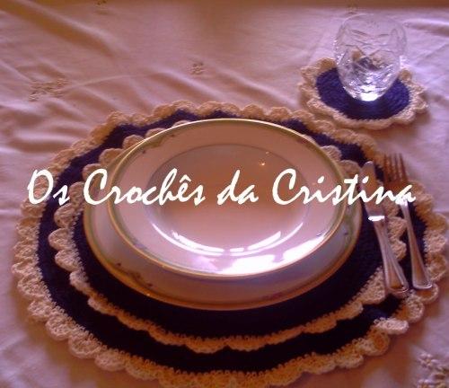 Os Crochês da Cristina